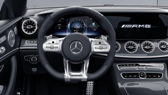 Mercedes-Benz AMG E-Class Coupe (2019) Interior 001