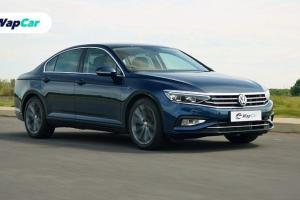 Rebiu: Volkswagen Passat 2.0 TSI Elegance - Lagi sedap daripada Camry?