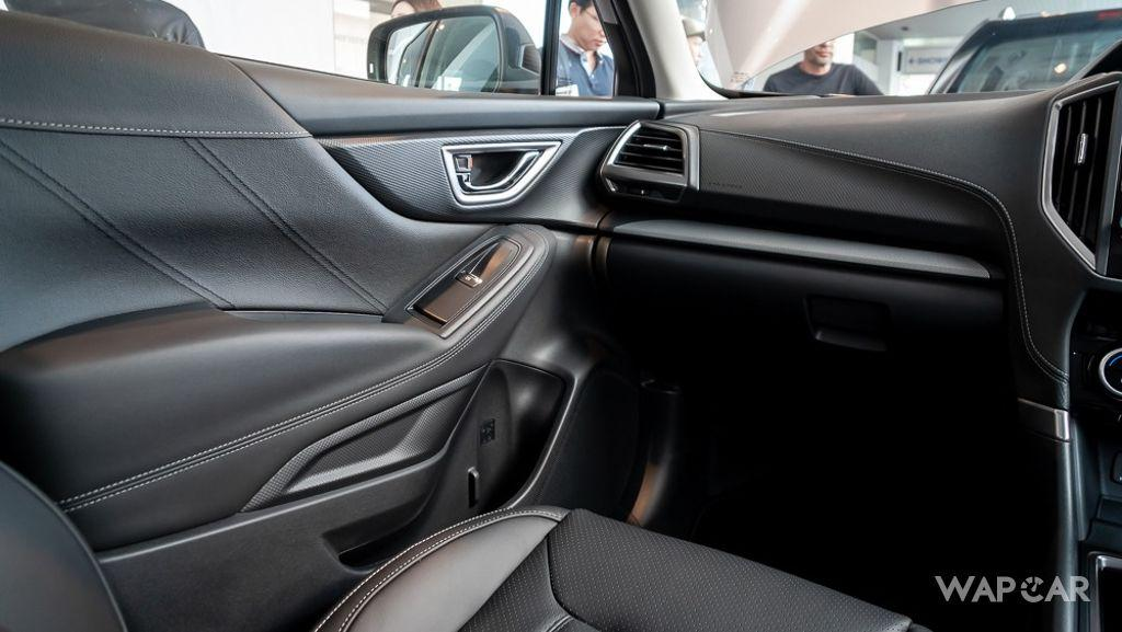 Subaru Forester (2019) Interior 011