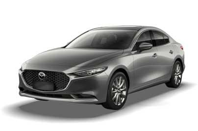 2019 Mazda 3 Sedan 2.0 SkyActiv High