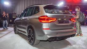 2020 BMW X3 M Competition Exterior 003