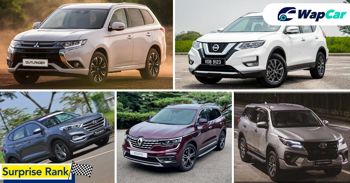 5 SUVs with Android Auto