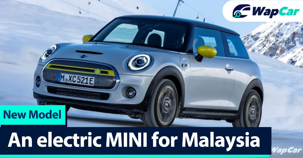 The electric MINI SE is coming to Malaysia, over 8,000 orders received worldwide 01
