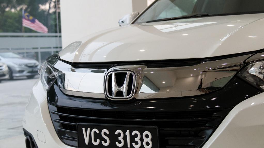 2019 Honda HR-V 1.5 Hybrid Exterior 017