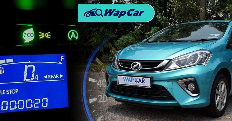 Adakah anda boleh menutup 'Eco Mode' pada Perodua Myvi? 01