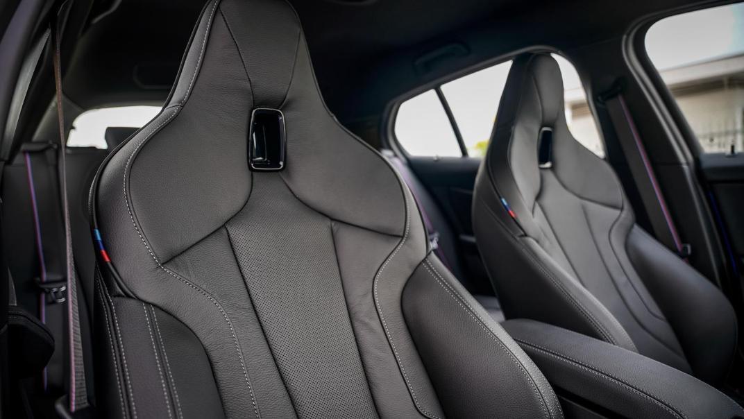 2020 BMW 1 Series M135i xDrive Interior 009