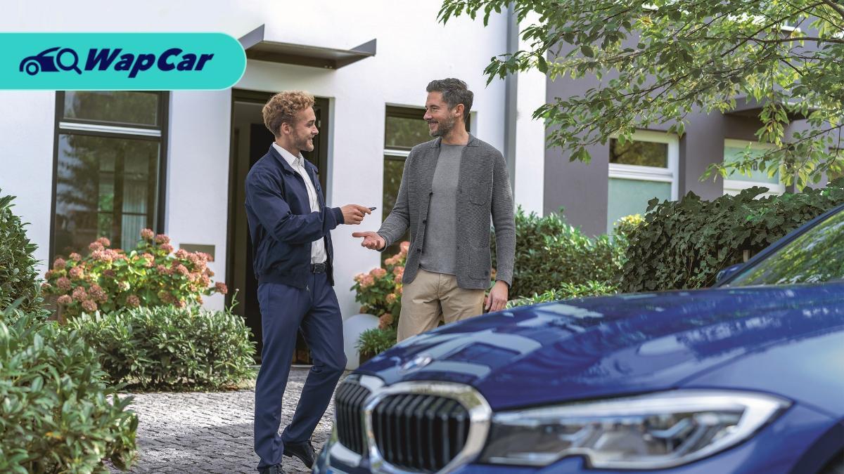 BMW Malaysia introduces new Door-to-Door service 01