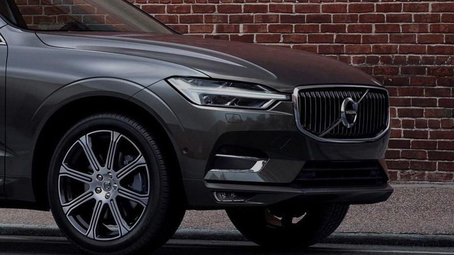 Volvo XC60 (2018) Exterior 009