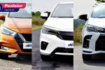 Nak beli sedan segmen B? Ini 3 pilihan terbaik kami untuk harga bawah RM 100k!