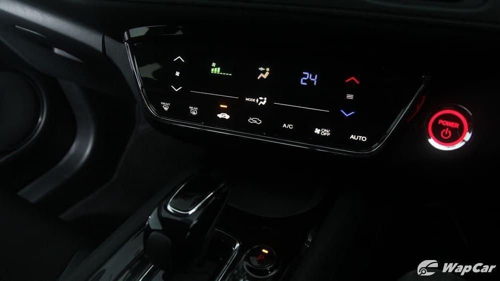 2019 Honda HR-V 1.5 Hybrid Interior 057