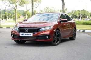Rebiu: Honda Civic 1.5 TC-P facelift, terbaik dari Corolla Altis dan Mazda 3?