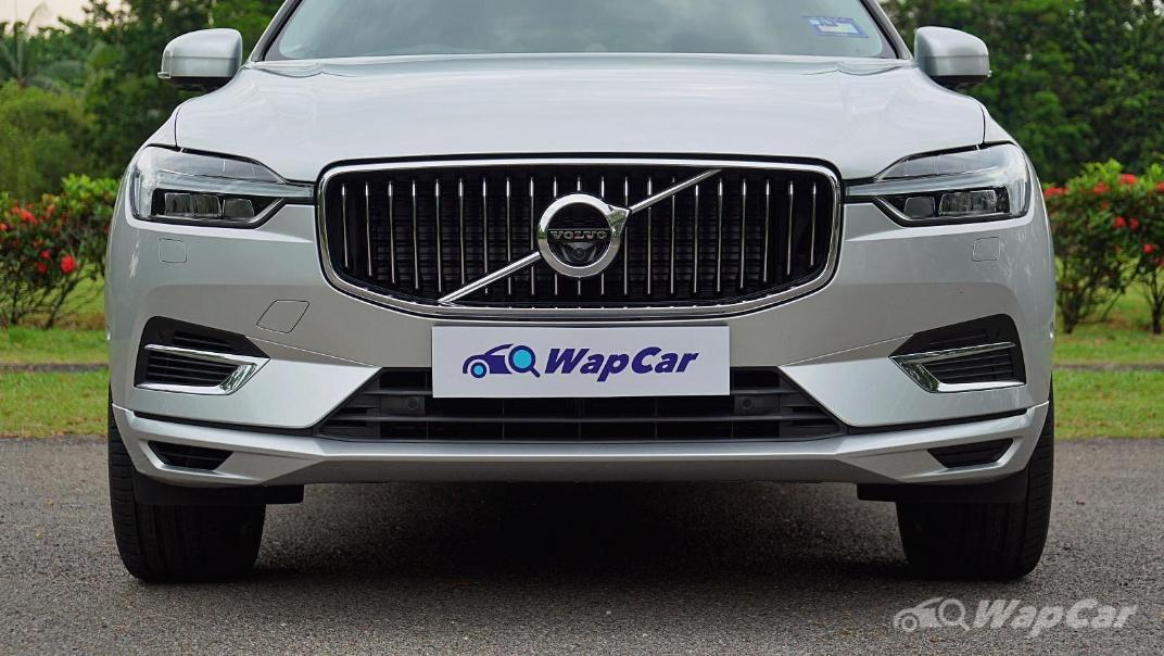 2020 Volvo XC60 T8 Twin Engine Inscription Plus Exterior 010
