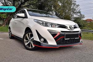 Rebiu Pemilik: Toyota Yaris - Si Kacak Yang Praktikal