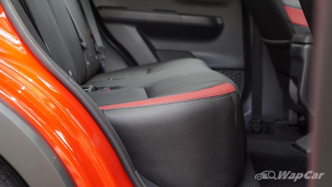 2021 Perodua Ativa 1.0L Turbo AV Special Metallic Interior 048