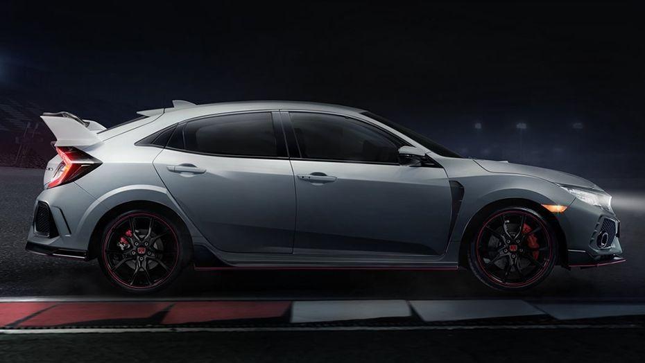 Honda Civic Type R (2018) Exterior 005