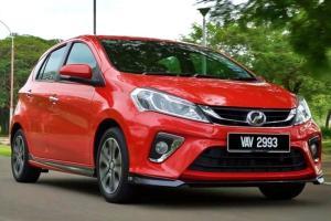 Perodua sold 10 times more Perodua Myvis than the Proton Iriz in October 2020 alone