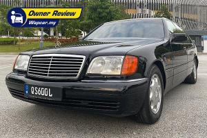 Owner Review: The King of S-Class by Mercedes-Benz - My W140 Mercedes-Benz S600