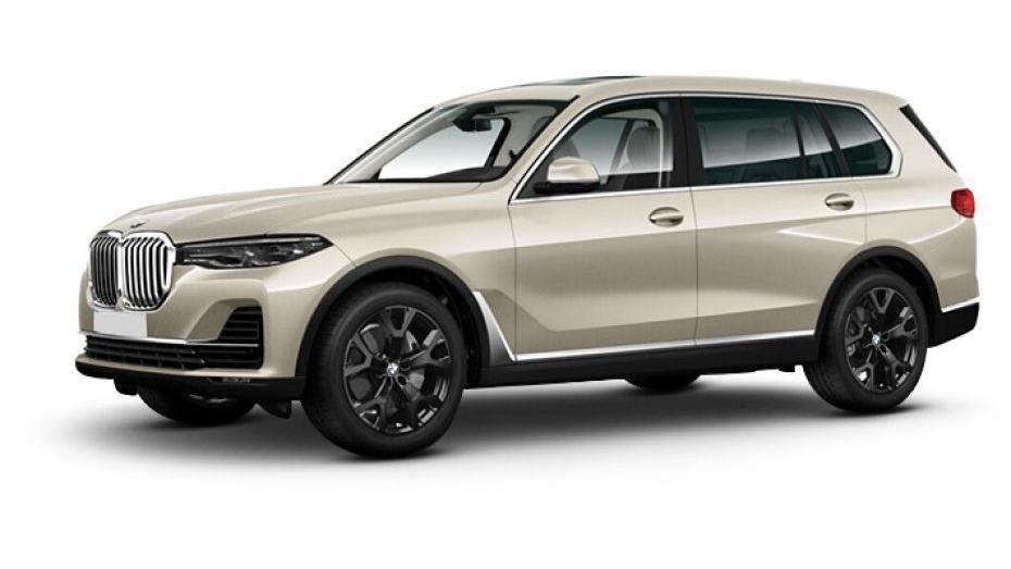 BMW X7 (2019) Others 002