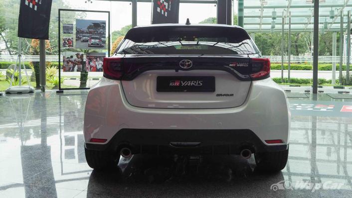 2021 Toyota GR Yaris Exterior 004