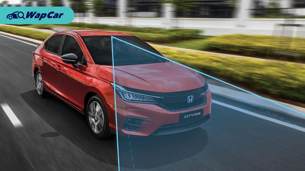 All-new 2020 Honda City: Honda Sensing ADAS suite confirmed, 4 variants 01