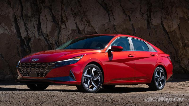 Hyundai Elantra 2021 hadir dengan transmisi IVT 8 kelajuan dan ini perlu diberi perhatian! 02