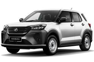 """假想图:2021 Perodua D55L""""阳春版"""",或成我国最便宜的SUV?"""