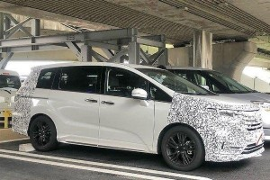 Spied: Second facelift for the Honda Odyssey spotted, coming to Malaysia in 2021?