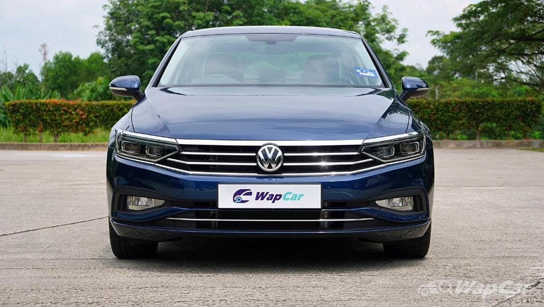 2020 Volkswagen Passat 2.0TSI Elegance Exterior 002
