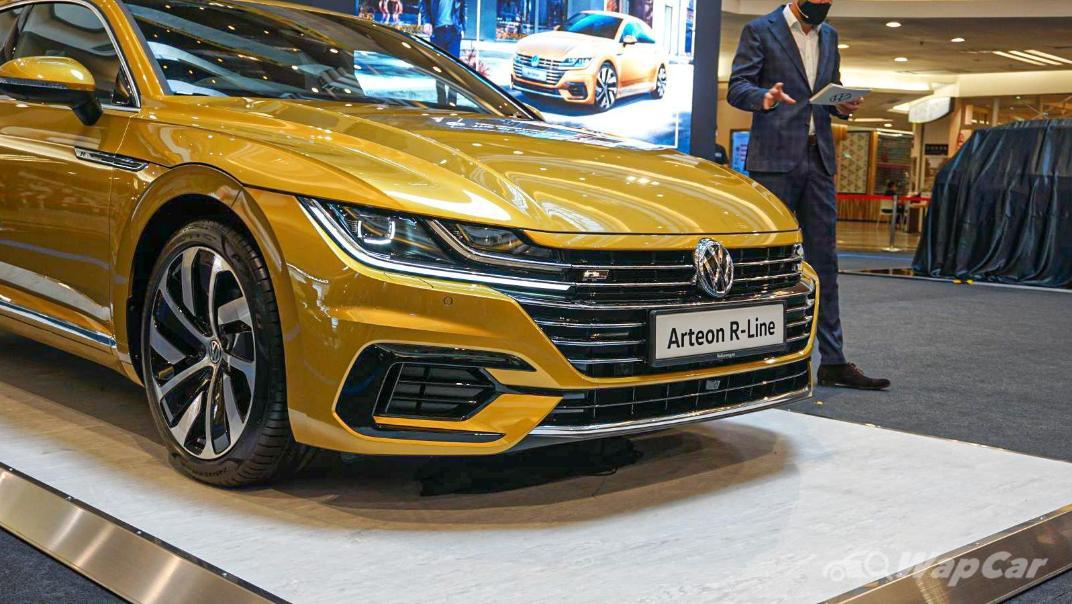 2020 Volkswagen Arteon 2.0 TSI R-Line Exterior 010