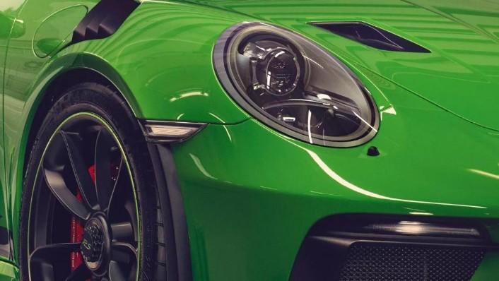 2019 Porsche 911 GT3 RS Exterior 007