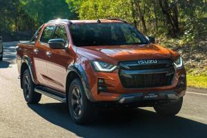 All-new 2020 Isuzu D-Max begins export; Australia first, Europe to follow
