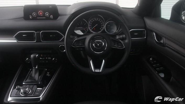 Mazda CX-8 2.2 SKYACTIVE (2019) Interior 003
