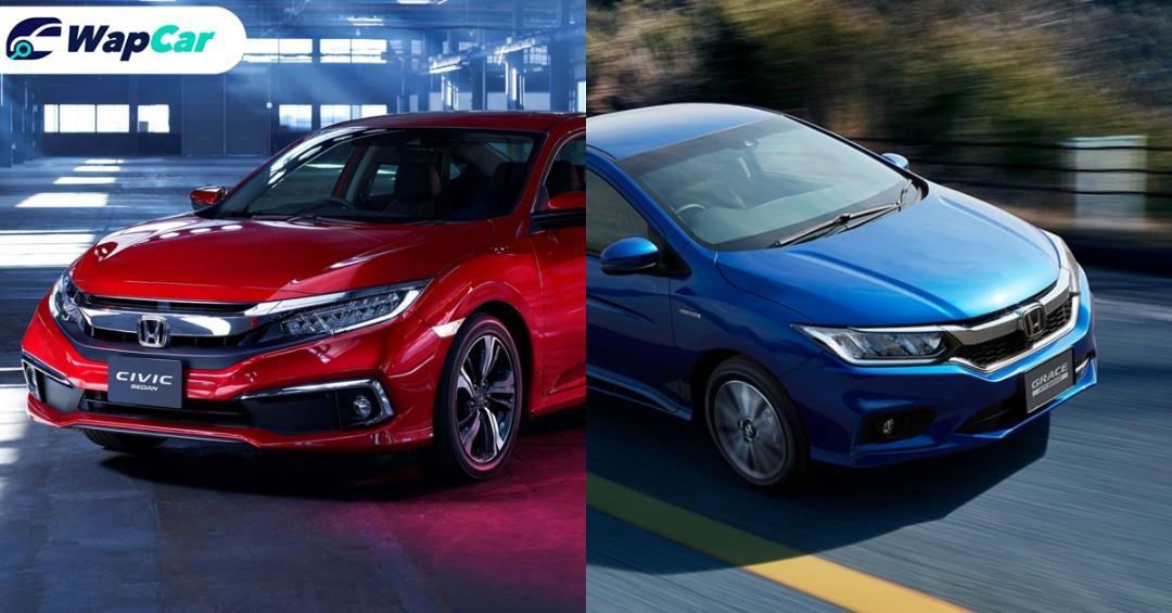 Honda City dan Civic: Terkenal di Malaysia, dilupakan di Jepun 01