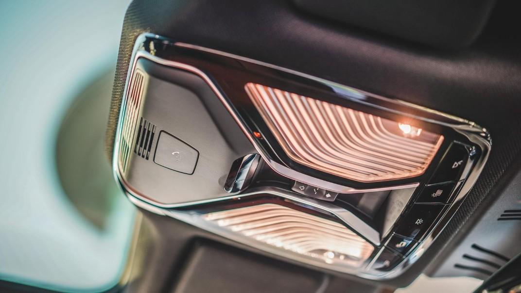 2020 BMW 8 Series 840i Gran Coupé M Sport Interior 016