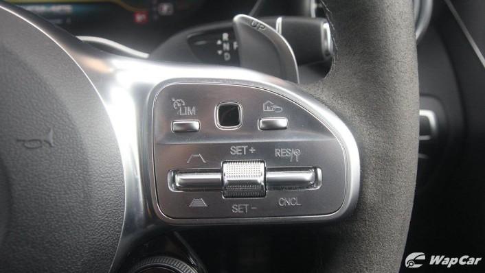 2019 Mercedes-Benz AMG C-Class AMG C63 Interior 008