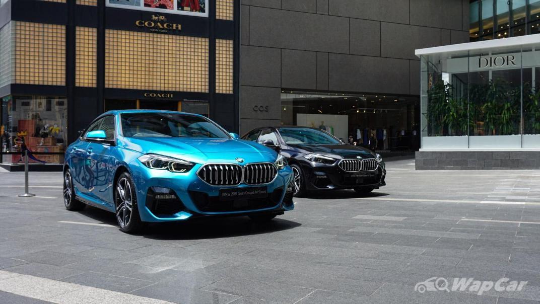 2020 BMW 2 Series 218i Gran Coupe Exterior 097