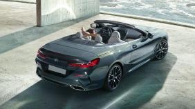 BMW 8 Series (2019) Exterior 009