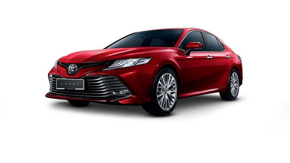 Toyota Camry (2019) Others 005