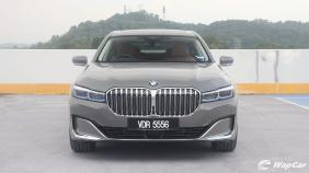 2019 BMW 7 Series 740Le xDrive Exterior 002
