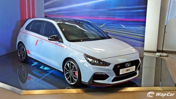 2020 Hyundai i30N Exterior 001