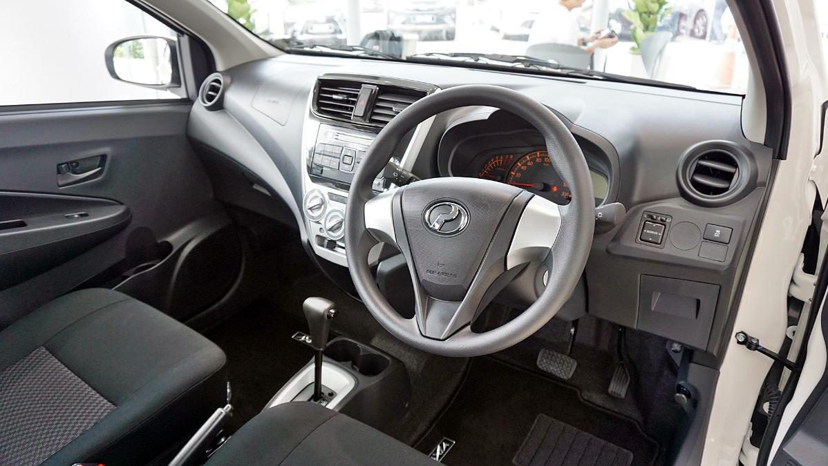 2019 Perodua Axia GXtra 1.0 AT Interior 002