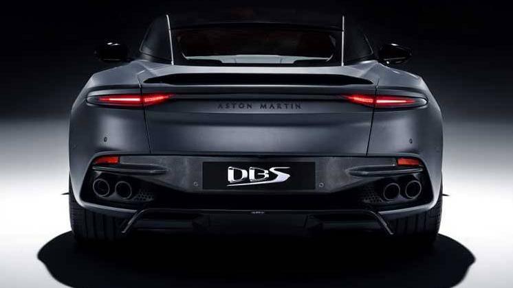 Aston Martin DBS Superleggera (2019) Exterior 004