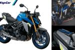 Terhad 5 unit seluruh dunia, inilah Suzuki GSX-S1000 Web Edition 2022!