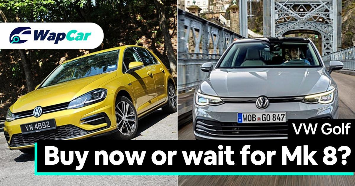 Should you buy the Volkswagen Golf now or wait for the all-new model? 01