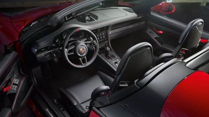 2019 Porsche 911 911 Speedster Interior 002