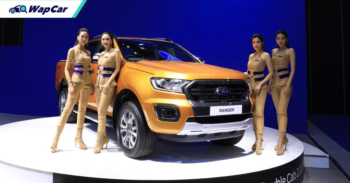 2021 Ford Ranger is now more expensive in Malaysia, price up across the range 01