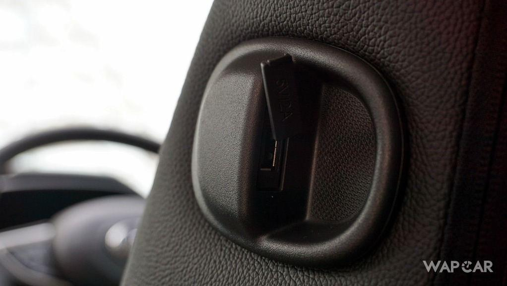 Perodua Myvi (2018) Interior 034