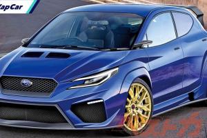 Subaru-Toyota bakal cipta hothatch AWD – Impreza WRX STI hatchback pada tahun 2022?