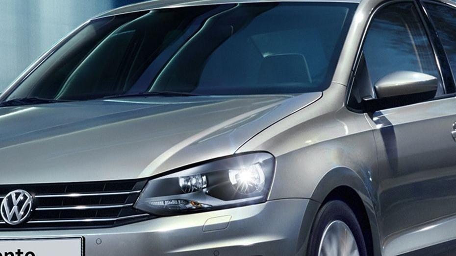 Volkswagen Vento (2018) Exterior 011