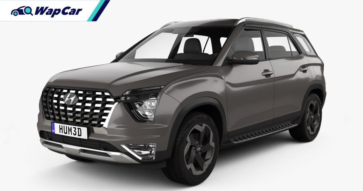 Bocor: Pencabar Perodua Aruz untuk pasaran ASEAN, Hyundai Alcazar 2021 bakal tiba! 01